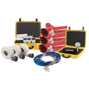 Hose Monster offers water tester products such as this 2.5 inch fire pump testing bundle.