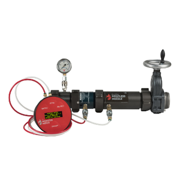 View the Hose Monster in-line 2.5 inch pitotless nozzle connection for hoses available for purchase here.
