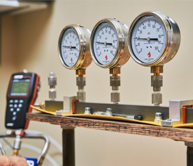 Hose Monster sells gauges and hydrant and pump testing tools and equipment you can use for your systems.