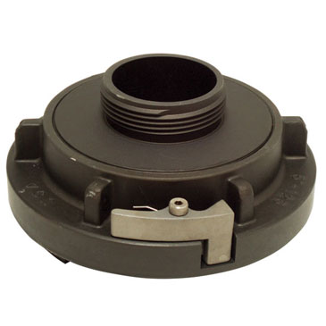 Use this Hose Monster adapter reducer to reduce water flow down from five inches to 2.5, four or 4.5 inches wide.